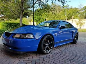 Finally got rid of the 4x4 stance on my mach 1 : Mustang