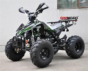 125cc Cool Sports Four Wheeler Atv Ce
