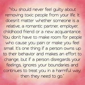 Removing Toxic People Quotes. QuotesGram