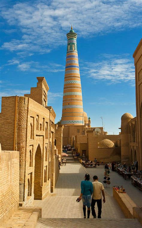 khiva places  visit     visit uzbekistan