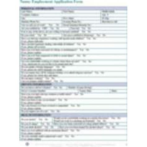child care employment application form babysitting forms newhairstylesformen2014