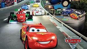 Cars 2 Video : cars 2 en espa ol rayo mcqueen la pelicula del videojuego youtube ~ Medecine-chirurgie-esthetiques.com Avis de Voitures