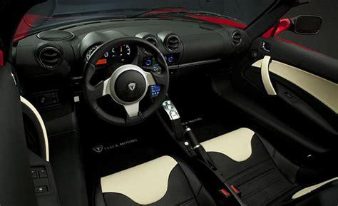 tesla roadster interior 2008 2012 tesla roadster adding real spark to a segment
