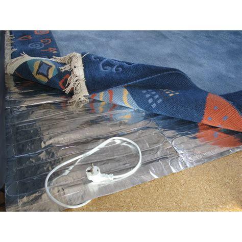 Fußbodenheizung Unter Teppich by Unter Teppich Heizmatte