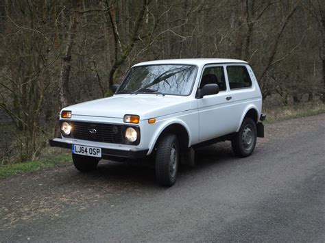 Niva Give Up: Lada Niva Review | We Buy Any Car Blog