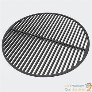 Grille Barbecue Fonte : grille de barbecue ronde en fonte diam tre 54 5 cm ~ Premium-room.com Idées de Décoration