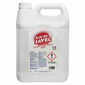 Tache De Javel : eau de javel 5 l ~ Voncanada.com Idées de Décoration