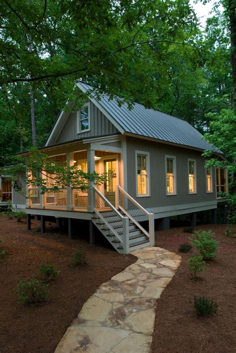 Exterior Small Home Design Ideas by Beautiful Rustic Houses To Get Ideas For Small Rustic