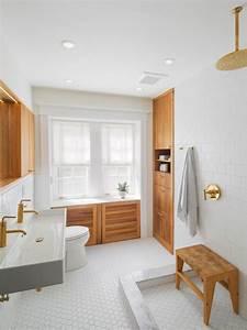 Salle De Bain Blanche Et Bois : le carrelage scandinave en 18 mod les carreaux pour quelle salle de bain ~ Preciouscoupons.com Idées de Décoration