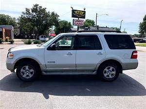 Used 2008 Ford Expedition Eddie Bauer 4wd For Sale In