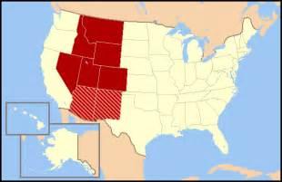Rocky Mountain Region States