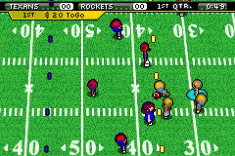 Backyard Football Gba by Backyard Football Gamefabrique
