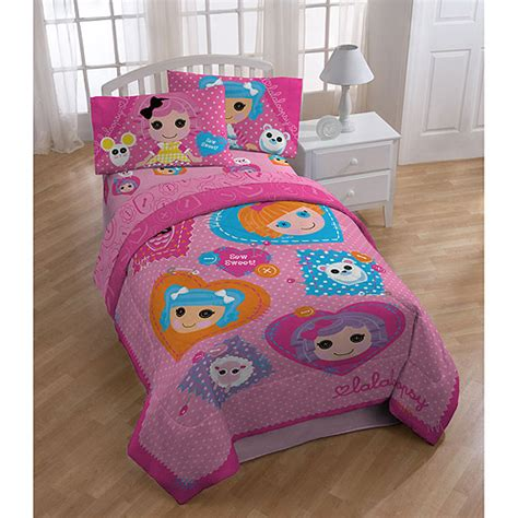 lalaloopsy bed get the lalaloopsy bedding comforter at an always low