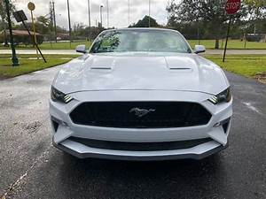 2018 Used Ford Mustang GT Premium Convertible at A Luxury Autos Serving Miramar, FL, IID 18456135