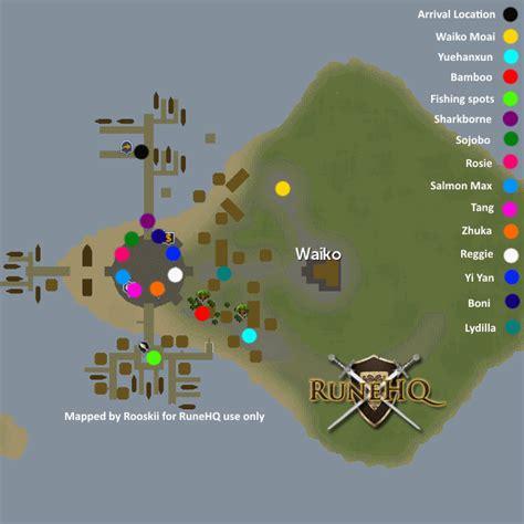 waiko runescape guide runehq