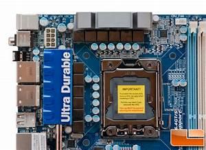 Gigabyte Ga-x58a-ud3r  Rev  2 0  Motherboard Review
