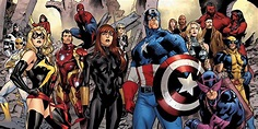 The 20 Most Powerful Members Of The Avengers, Ranked ...