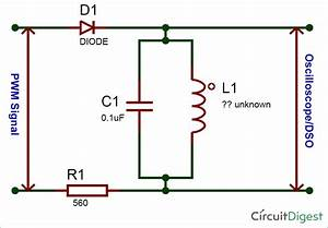 How To Measure Value Of Inductor Or Capacitor Using Oscilloscope  U2013 Resonant Frequency Method