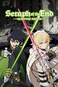 Crunchyroll Seraph Of The End Vampire Reign Shop