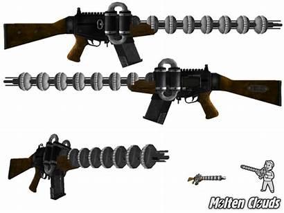 Electromagnetic Rifle Fallout Vegas Mod Chosen Way