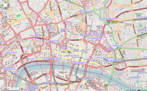 open street maps resursstudios