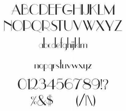 Lettering Font Fonts Hand Doodle Address Numbers