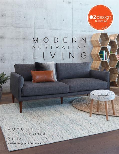 Modern Australian Living Oz Design Furniture Autumn Look