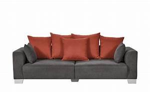 Möbel Höffner Sofas : smart big sofa tonja schlamm orange m bel h ffner ~ Indierocktalk.com Haus und Dekorationen
