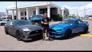 Is the 2019 Mustang GT PP2 the BETTER BUY over a Shelby GT350? - YouTube