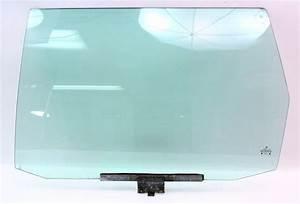 Lh Rear Door Window Side Glass Vw Passat Wagon 90