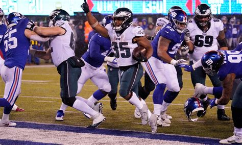 Eagles vs. Giants: How to watch, live stream, listen ...