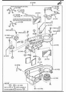 Mazda Mpv Motor  Fan