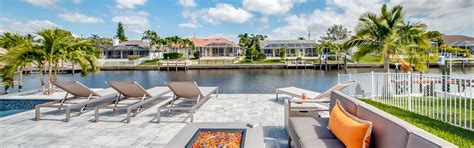 Häuser Kaufen Cape Coral by Ferienh 228 User In Florida Mieten Nmb Florida Realty