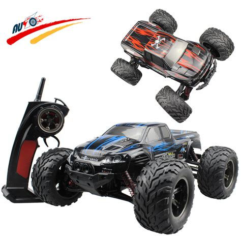 toy monster trucks racing rc car 40km h 2 4g high speed racing full proportion