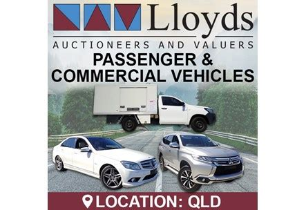 passenger commercial vehicles  auction
