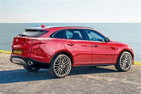 Rumour Alfa Romeo's Stelviobased Hybrid Suv To Rival Q7, X5