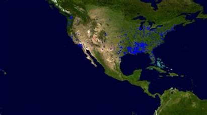 Katrina Rita Hurricanes Visualizations 3d