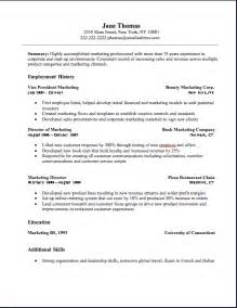 functional executive format resume builder sle of resume format with picture