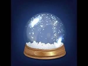Boule De Neige Noel : fabrique une boule de neige sp cial diy no l youtube ~ Zukunftsfamilie.com Idées de Décoration