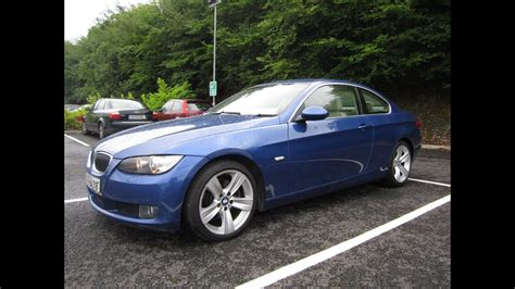 Bmw 325i by Review 2007 Bmw 325i Se Coupe E92