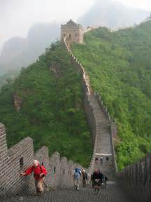 Great Wall of China History Facts