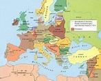 Maps - World War One