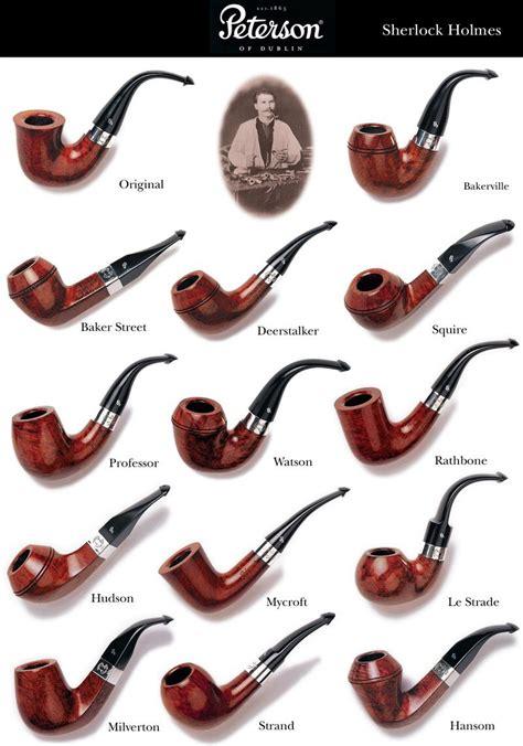 pipe tobacco pipes peterson sherlock holmes smoking series smoke shape cigars chart cigar rauchen dublin cachimbos pfeifen madeira cigarer smokingpipes