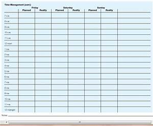 Hourly my virtual classes for Hourly checklist template