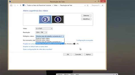 como ligar desligar a tela como desligar a tela do notbook e usar uma tv ou monitor como