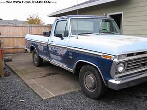 1973 Ford F100 4x2