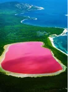 Hillier Lake Western Australia