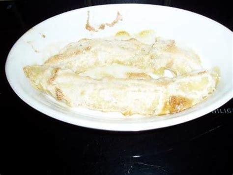 recette de dessert 224 la banane original et facile