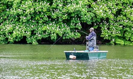 Country Club Fishing Boat by Trout Fishing With Boat Hire Patshull Park Hotel Golf