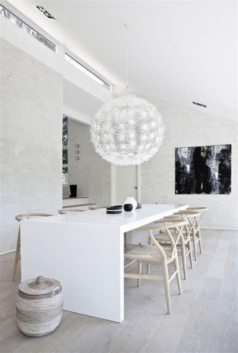 stunning scandinavian dining rooms